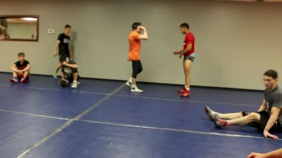 Jon Morrison Teaches The Finer Points Of A Chest Lock