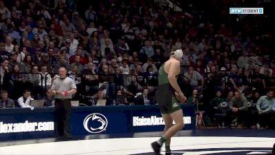 197 lbs, Bo Nickal (Penn State) vs Brad Wilton (Michigan State)