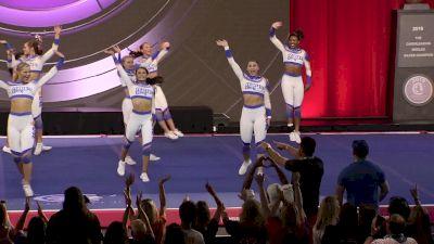 The Stingray Allstars - Marietta - Orange [2019 L5 Senior Large All Girl Finals] 2019 The Cheerleading Worlds