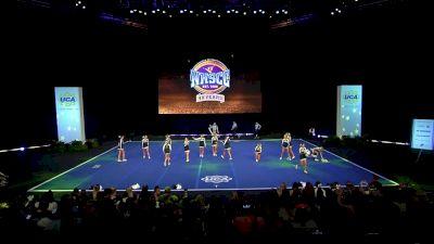Corner Canyon High School [2020 Small Junior Varsity Semis] 2020 UCA National High School Cheerleading Championship