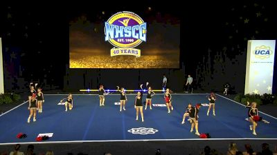 Elizabeth Forward High School [2020 Junior Varsity Non Tumbling Finals] 2020 UCA National High School Cheerleading Championship
