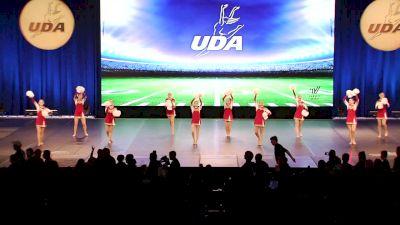Ponderosa High School [2020 Small Game Day Finals] 2020 UDA National Dance Team Championship
