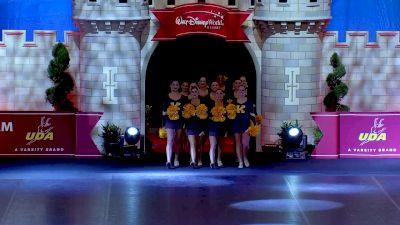 Kickapoo High School [2020 Small Pom Finals] 2020 UDA National Dance Team Championship