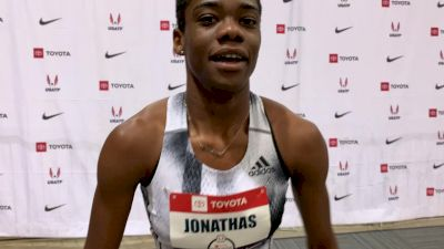 Wadeline Jonathas Is Still Adjusting To Life As A Pro