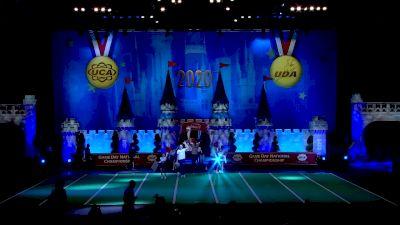 University of Kansas [2020 Division IA Game Day Semis] 2020 UCA & UDA College Nationals