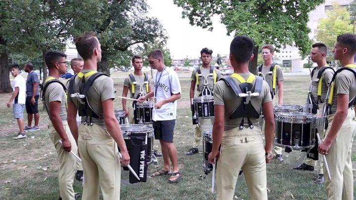 In The Lot: Madison Scouts at DCI Prelims