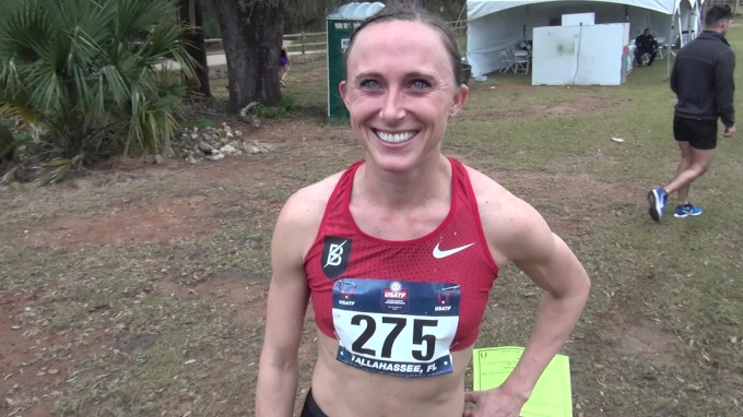 Houlihan Runs Her USATF Win Streak To 8