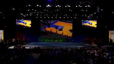 University of Kansas [2019 Cheer Division IA Semis] UCA & UDA College Cheerleading and Dance Team National Championship