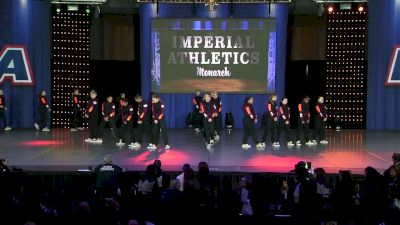 Imperial Athletics REGIMENT [2019 Junior Large Coed Hip Hop Day 1] NDA All-Star National Championship