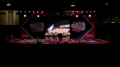Cheer Intensity Lions [2020 L5 Small Senior Day 1] 2020 NCA All-Star Nationals