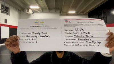 Velocity Dance [Mini - Hip Hop] 2021 UDA Northeast Spring Virtual Dance Challenge