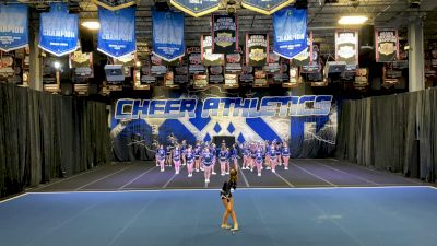 Cheer Athletics - Furycats [L5 Junior - Large] 2021 NCA All-Star Virtual National Championship