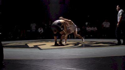 285 lbs - Jordan Wood (Lehigh) vs Ben Sullivan (Army