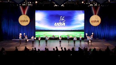 Grandview High School [2020 Medium Game Day Finals] 2020 UDA National Dance Team Championship