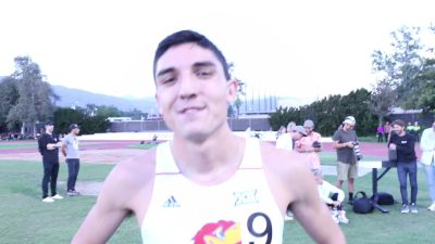 Bryce Hoppel Wins 20th Straight 800 At Sunset