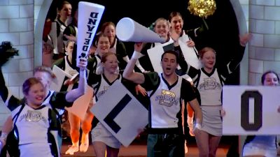 Deland High School [2020 Medium Varsity Coed Semis] 2020 UCA National High School Cheerleading Championship