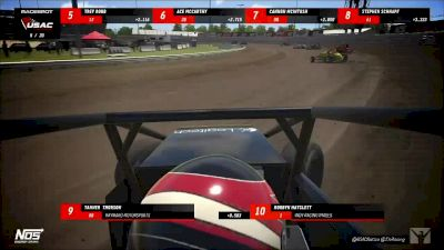 AMSOIL iRacing Challenge LIVE from Williams Grove!