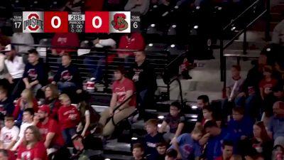 285lbs Match - Brendan Furman, Cornell vs Gary Traub, Ohio State