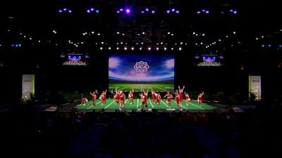University of New Mexico [2019 Division IA Game Day Finals] UCA & UDA College Cheerleading and Dance Team National Championship