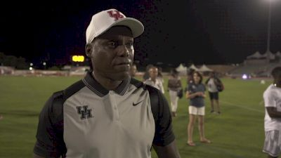 SPEED CITY EXTRA: Carl Lewis Post-NCAAs Interview