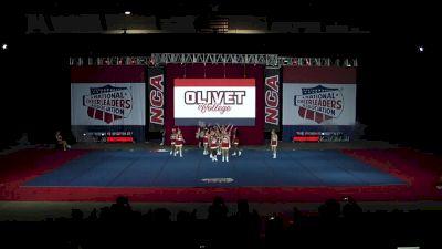 Olivet College [2019 Intermediate All-Girl Division III Finals] 2019 NCA & NDA Collegiate Cheer and Dance Championship