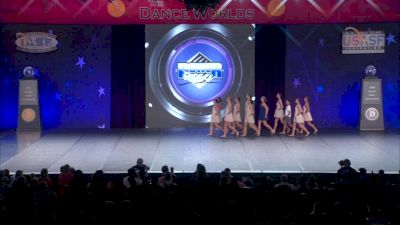 Dancin' Bluebonnets - Open Coed Jazz [2019 Open Coed Jazz Finals] 2019 The Dance Worlds