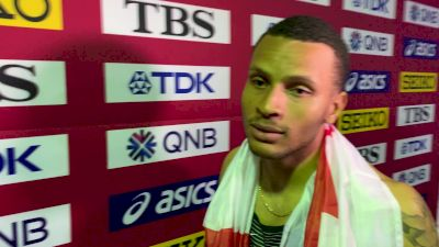 Andre De Grasse Wins Third 100m Medal With Bronze In Doha