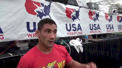 Pantaleo Ready To Win A World Title For Team USA
