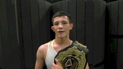 Jacob Rivera wins the 113 pound 2019 Super 32 championship