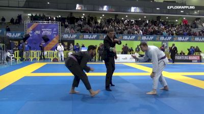 R. Drumgoole vs C. Dellal 2019 IBJJF European Championship