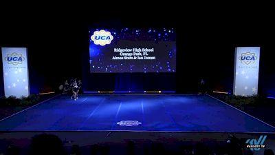 Ridgeview High School [2019 Small Varsity Non Tumbling Prelims] 2019 UCA National High School Cheerleading Championship