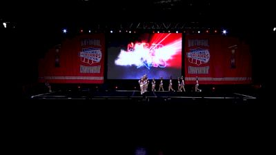 Cheer Texas CodeRed [2019 L5 Senior Restricted D2 Day 1] 2019 NCA All Star National Championship