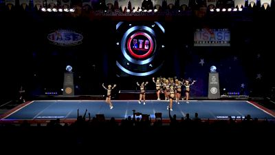 Cheer Central Suns - Midnight [2019 L5 International Open All Girl Semis] 2019 The Cheerleading Worlds