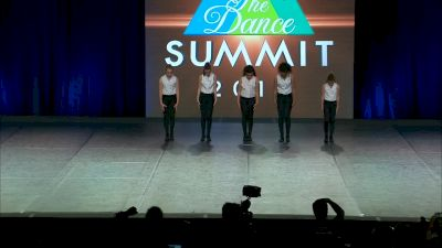 Hot Styles Dance Company - Red Wolves [2019 Small Youth Hip Hop Semis] 2019 The Summit