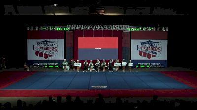 Utah Valley University [2019 Small Coed Cheer Division I Prelims] 2019 NCA & NDA Collegiate Cheer and Dance Championship