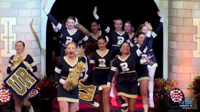 Roxbury High School [2019 Super Varsity Division II Semis] 2019 UCA National High School Cheerleading Championship
