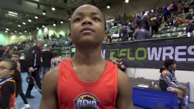 The Champ Aaron Stewart Crushed His Finals From His Feet