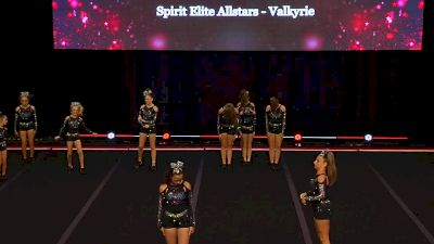 Spirit Elite Allstars - Valkyrie [2019 L3 Small Junior Finals] 2019 The D2 Summit