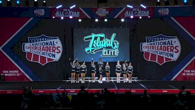 Island Elite Royal RipTide [2020 L3 Small Senior Coed D2 Day 1] 2020 NCA All-Star Nationals
