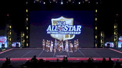 The California All Stars - Camarillo - Smoed [2020 L6 Small Senior Coed Day 2] 2020 NCA All-Star Nationals