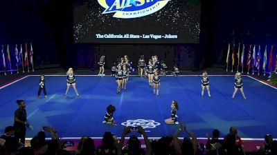 The California All Stars - Las Vegas - Jokers [2020 L2 Junior - Medium] 2020 UCA International All Star Championship