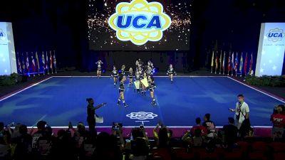 The California All Stars - Las Vegas - Lady Money [2020 L3 Junior - Small] 2020 UCA International All Star Championship