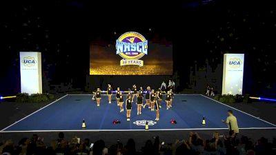 Houston High School (TN) [2020 Junior Varsity Non Tumbling Finals] 2020 UCA National High School Cheerleading Championship