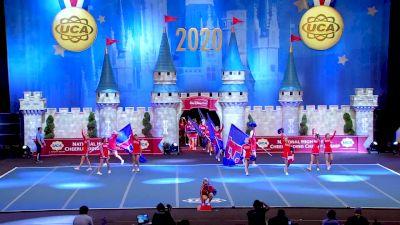 Vestavia Hills High School [2020 Super Varsity Division I Semis] 2020 UCA National High School Cheerleading Championship