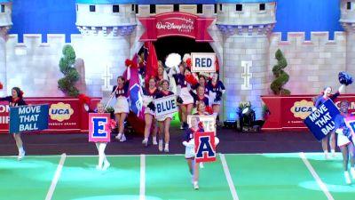 Sacred Heart Academy [2020 Super Game Day Division II Semis] 2020 UCA National High School Cheerleading Championship