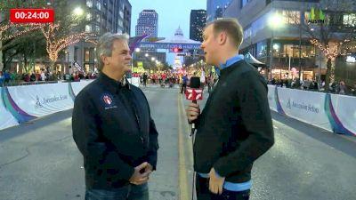 Mayor Steve Adler Interview