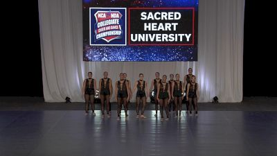 Sacred Heart University [2021 Jazz Division I Finals] 2021 NCA & NDA Collegiate Cheer & Dance Championship
