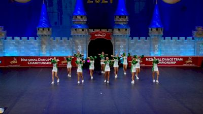 Bishop England High School [2021 Small Game Day Finals] 2021 UDA National Dance Team Championship