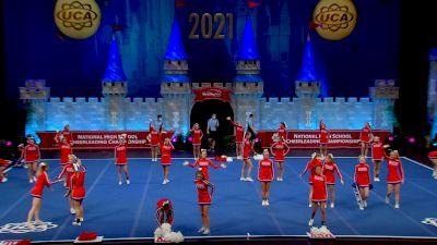 Vestavia Hills High School [2021 Super Varsity Division I Semis] 2021 UCA National High School Cheerleading Championship