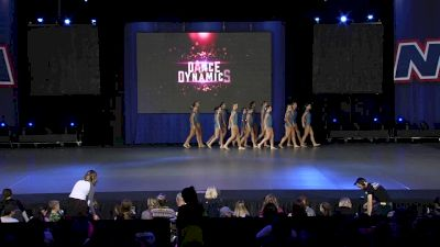 Dance Dynamics Youth Elite Small Jazz [2020 Youth Small Jazz Day 2] 2020 NDA All-Star Nationals